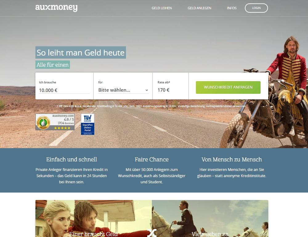 eztrader homepage